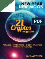 21 Cryptos Magazine January 2018