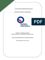 12 OMSC Informe Estadistico y Georeferenciacion Enero 2013