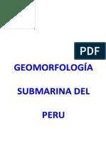 geomorfologia submarina