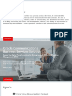 Oracle Communications Business Services Solution_omc_brm