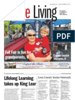 Active Living Sept. 2010