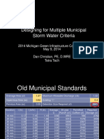 Designing for Multiple Municiple Storm Water Criteria - Dan Christian 457031 7