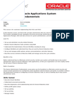 r12 2 Oracle Applications System Administrator Fundamentals