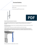 Revit Structural Modeling