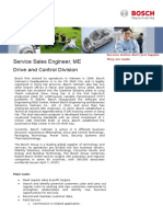 DC ME Service Sales Engineer 06.2016