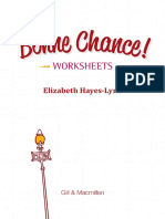 Bonne Chance Worksheets