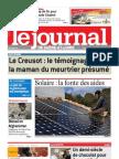 Le Journal 13 Septembre 2010