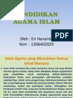 Percaya Islam