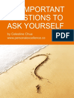 101 Questions to Ask Yourself Personal Excellence eBook