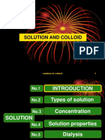 A0102 - Solutions and Colloids