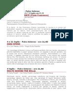 Marconi Teatro Festival - Cartella Stampa