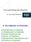 6. Gelombang Ultrasonik