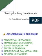 6. Gelombang Ultrasonik