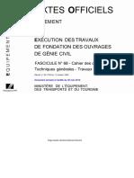 Fascicule_68_Execution des travaux de fondation des ouvrages de genie civil.pdf
