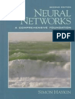 Neural Networks - A Comprehensive Foundation - Simon Haykin.pdf