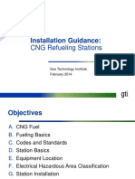 CNG Refueling Stations
