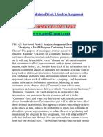 PRG 421 MART Enthusiastic Study / prg421mart.com