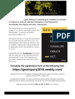 geo-inquiry summer institute flyer 1
