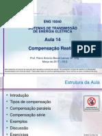 ENG 10040 - Aula 15 - Compensação de Reativa - V3.2 - Mar 2017