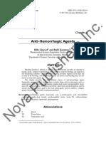 Ch6.Anti HemorrhagicAgents