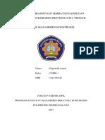 Makalah Tugas Akhir Gisbel Jembatan Pandeyan PDF - Copy