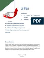 Doc 1 Développement Personnel (1)
