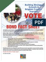 JPS Bond 2018 Fact Sheet
