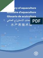Glosario de Acuicultura FAO