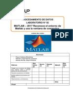Labb 02 - Matlab 2017 - Reconoce El Entorno de Matlab y Usa Ventana de Comandos[1]
