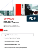 Oracle PLM Intro