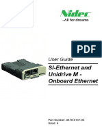 SI-Ethernet User Guide English Issue 4 (0478-0137-04)_Approved