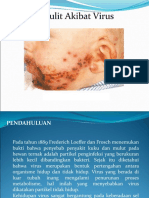 Ft Integument-penyakit Kulit Akibat Virus