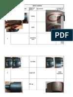 Defect Matrix Autosaved