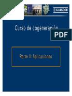 Parte II - Aplicaciones Cogeneración Guascor