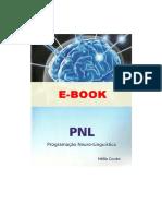 Livro - Pnl - Programação Neurolinguística