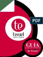 Guia Turismo Teruel 2011