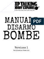 Manuale Bombe