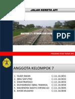 Kereta API Kelompok 7