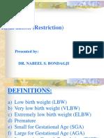 34874_IUGR-Intrauterine Growth Retardation