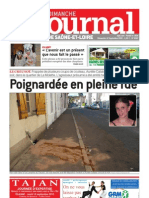 Le Journal 12 Septembre 2010