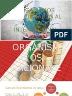 Organismos Relacionados Al Comercio Internacional