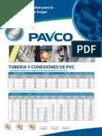 tuberia pavco catalogo.pdf
