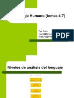 Lenguaje Humano T4-7