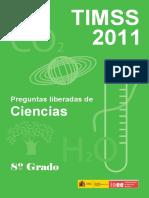 PDF Web.timss 2011 Preguntas Liberadas Ciencias