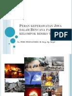 Peran Keperawatan Jiwa Dalam Bencana (2)