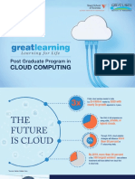 Cloud Computing Program Brochure
