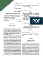 Decreto-Lei n.º 11-2018 CEM