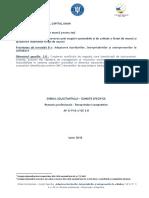 GS CS 3.8 Romania Profesionala Intreprinderi Competitive Relansare 18.06.2018