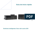 CISCO Sx200 Qsg Mx
