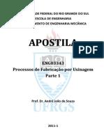 Processos de Fabricação por Usinagem - UFRS.pdf